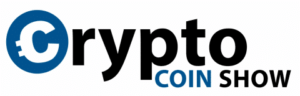 cryptocoin show logo, bitJob, digital currency