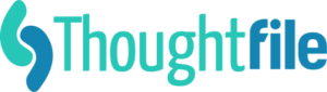 thought file logo, bitJob, digital currency